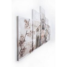 Graham & Brown Harmony set of 5 Printed Canvas