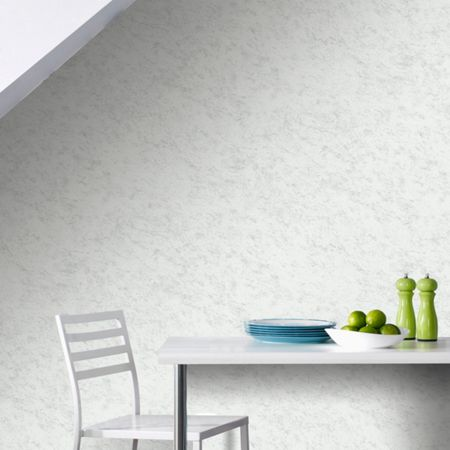 Graham & Brown Silver / Grey Limestone Wallpaper