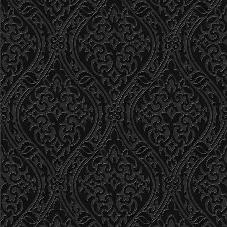 Graham & Brown Black Savannah Wallpaper