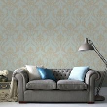 Graham & Brown Gold Oxford Wallpaper
