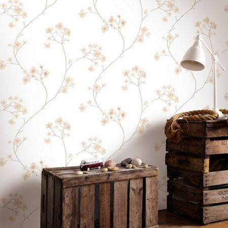 Graham & Brown Natural Radiance Wallpaper