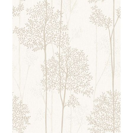 Graham & Brown Cream / Gold Eternal Wallpaper