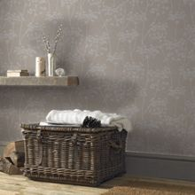 Graham & Brown Taupe Aura Wallpaper