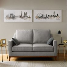 London Printed Canvas