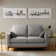 Graham & Brown London Printed Canvas