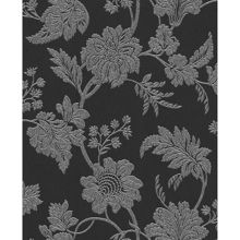 Graham & Brown Black Mystique Wallpaper