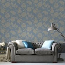 Graham & Brown Blue Mystique Wallpaper