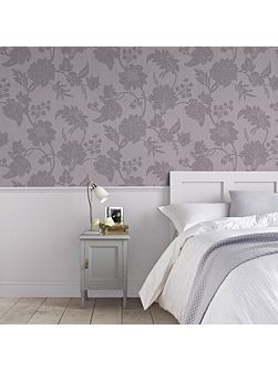 Mulberry Purple Mystique Wallpaper
