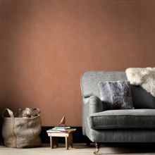 Graham & Brown Copper Tranquil Wallpaper