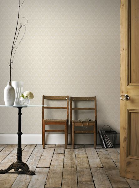 Graham & Brown Neutral Renaissance Wallpaper