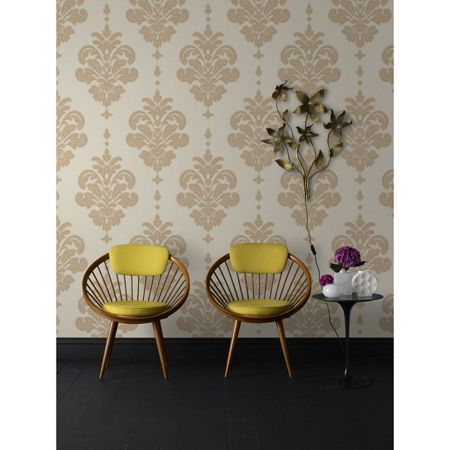 Graham & Brown Neutral Olana Wallpaper