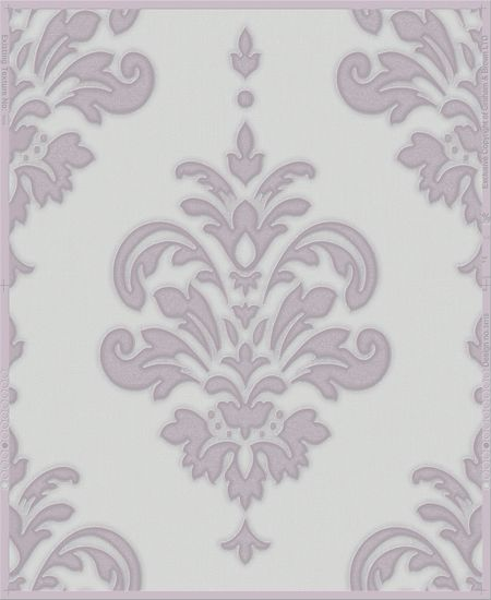 Graham & Brown Lilac Olana Wallpaper