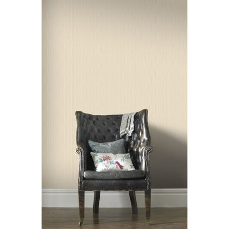 Graham & Brown Neutral Stria Texture Wallpaper