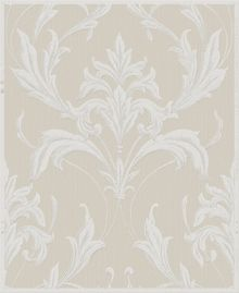 Graham & Brown Taupe Oxford Wallpaper