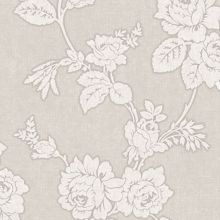 Graham & Brown Superfresco Easy New England Rose Taupe Wallpaper