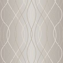 Graham & Brown Superfresco Easy Manhattan Geo Bronze Wallpaper
