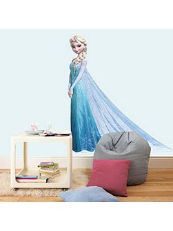 Elsa lifesize sticker