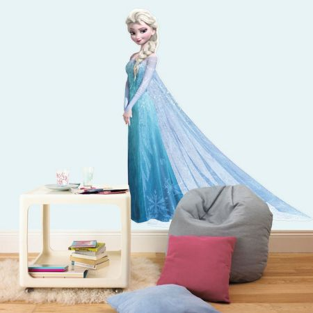 Disney Frozen Elsa lifesize sticker