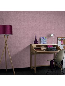 Matrix Purple Textured Plain Wallpaper