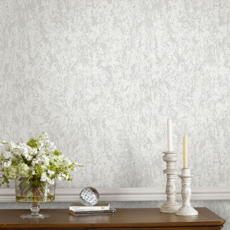 Graham & Brown Off White Natural Cork Texture Wallpaper
