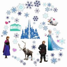 Disney Frozen Small sticker pack 101382