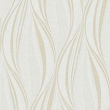 Graham & Brown Boutique Tango Embossed Geometric Ivory Wallpaper