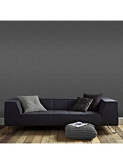 Boutique Shimmer Textured Charcoal Grey Wallpaper