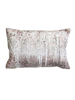 Watercolour Woodland Cushion