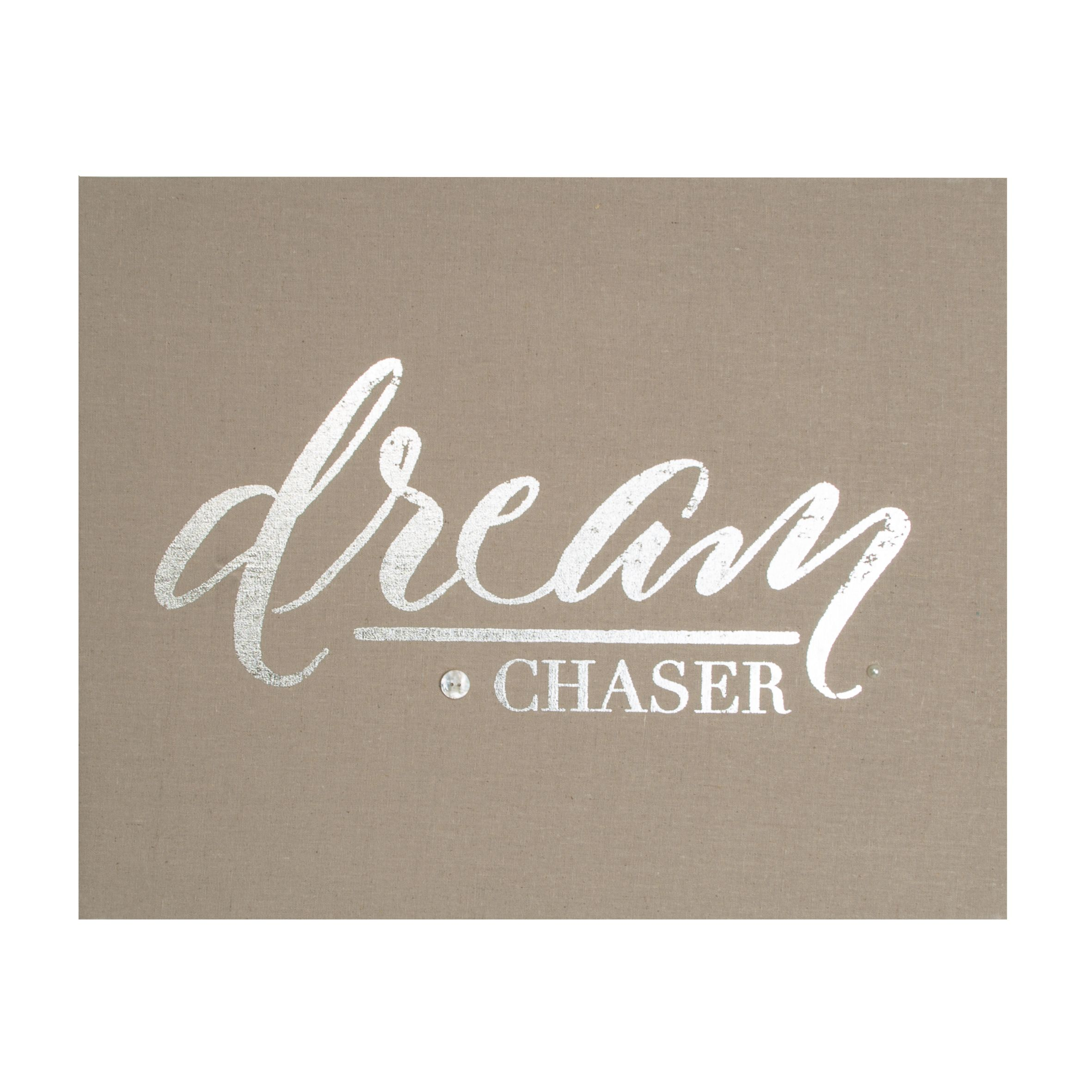 Graham & Brown Dream Chaser Embellished Fabric Wall Art