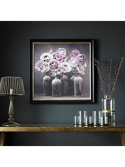 Bloom Floral Framed Print Wall Art