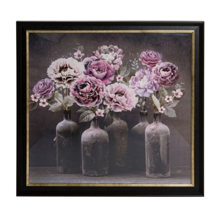 Graham & Brown Bloom Floral Framed Print Wall Art