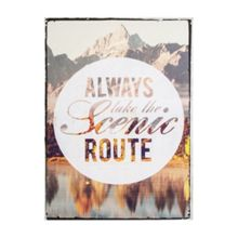 Graham & Brown Scenic Route Printed Wall Art