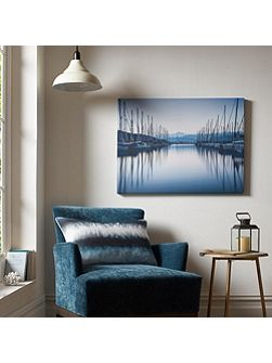 Blue Harbour Reflections Wall Art