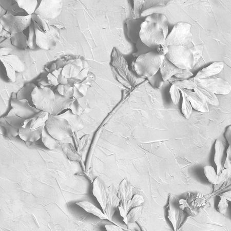 Graham & Brown Digitally Printed Stone Rose 3D Effect Wallpaper