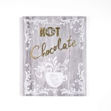 Graham & Brown Hot chocolate canvas