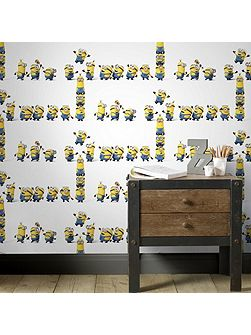 Minions Kids Wallpaper