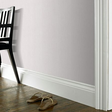 Graham & Brown White string wallpaper