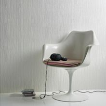 Graham & Brown White Bark Design Paintable Wallpaper