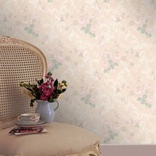 Graham & Brown Pink Jocelyn Floral Wallpaper