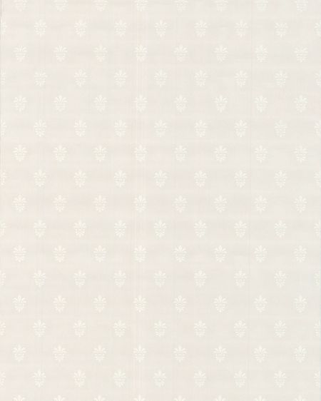 Graham & Brown White fleur de lys wallpaper