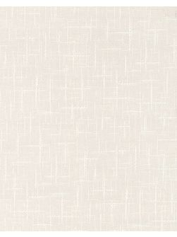 White heavy weave wallpaper