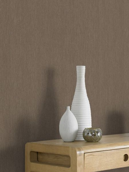 Graham & Brown Brown rivoli wallpaper