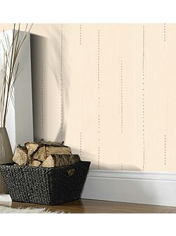 Cream Pier Textured Wallpaper