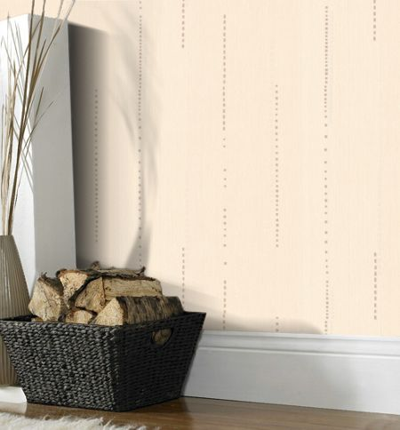 Graham & Brown Cream Pier Textured Wallpaper