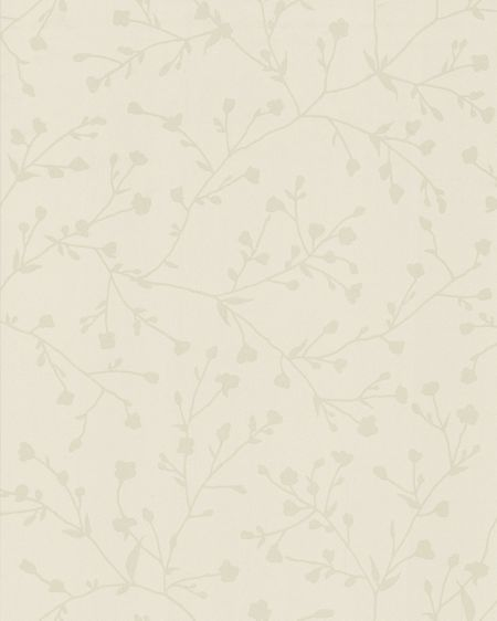 Graham & Brown Cream/beige silhouette wallpaper