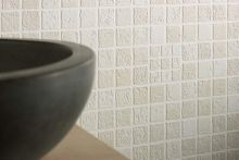 Beige earthen wallpaper