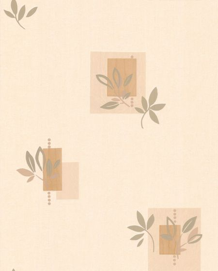 Graham & Brown Cream/gold effect seasons wallpaper
