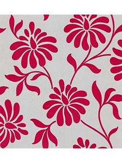 Pink hollywood cerise ophelia wallpaper