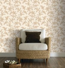 Graham & Brown Gold sarra wallpaper