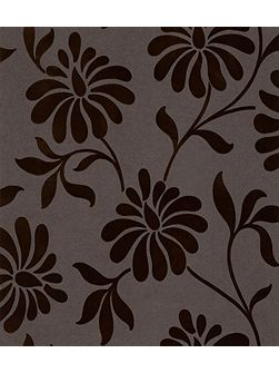 Chocolate bourbon ophelia wallpaper